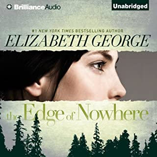 The Edge of Nowhere audiobook cover art