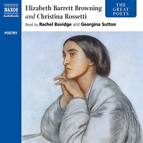 The Great Poets: Rossetti and Browning audiobook cover art