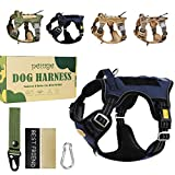 No Pull Tactical Dog Harness
