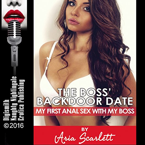 The Boss' Backdoor Date: My First Anal Sex with My Boss Titelbild