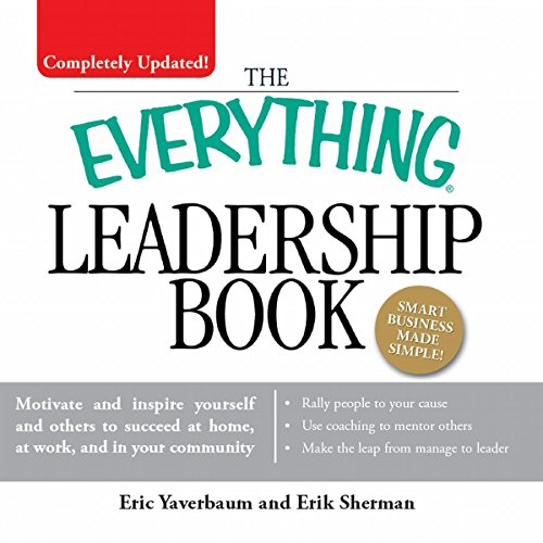 The Everything Leadership Book audiobook cover art