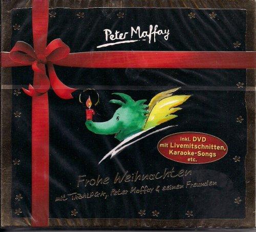 Frohe Weihnachten mit Tabaluga, Peter Maffay und seinen Freunden (CD + DVD)