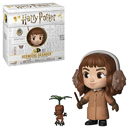 Harry Potter - Figura Funko 5 Star Hermione Granger Herbology 10cm