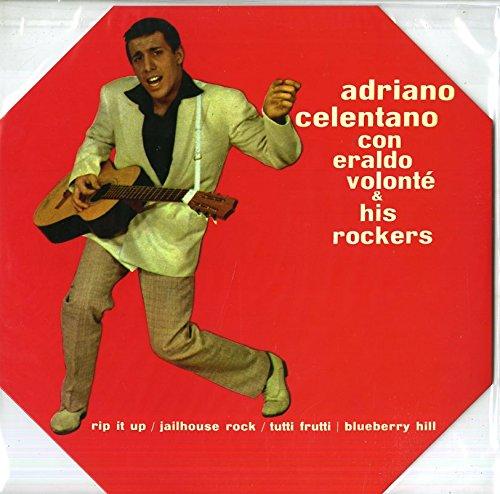 Con Eraldo Volonte'E His Rockers (Lp Colored Vinyl Octagon Cover)
