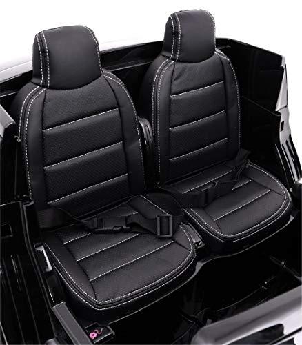 RC Kinderauto kaufen Kinderauto Bild 1: Kinderauto Elektroauto Kinderfahrzeug Spielzeug Elektrofahrzeuge - Mercedes Benz GLS 63 AMG 4WD 2-Sitzer - Rot Lackiert*