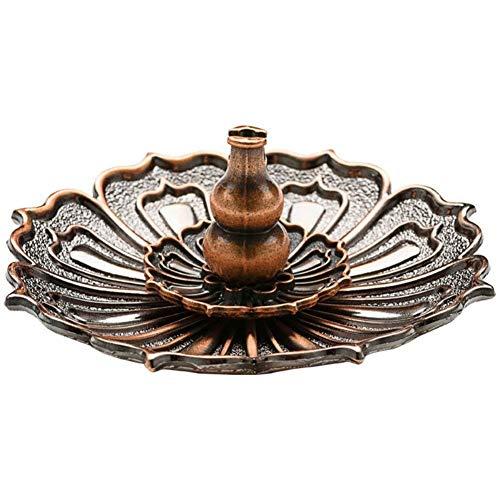Best Price Burner Incense Burner Aromatherapy Stove Antique Dish Incense Burner Lotus Gourd Incense ...