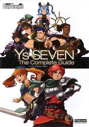 Īsu 7 za konpurīto gaido = Ys seven the complete guide.