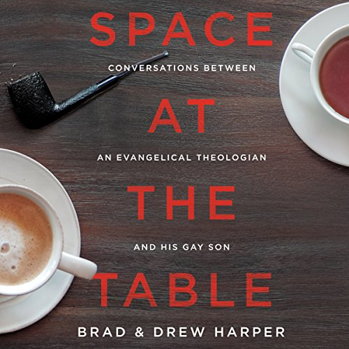 Space at the Table audiobook cover art