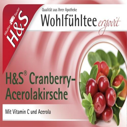 H&S CRANBERRY-ACEROLAKIRSC 20St Filterbeutel PZN:6582434
