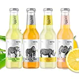 TWO KEYS Mixed Tonic Water Pack of 4X