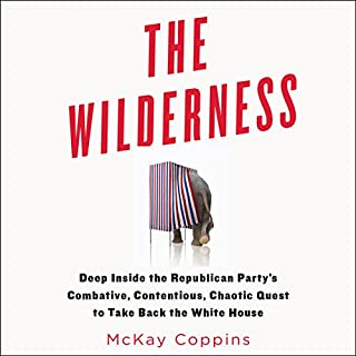 The Wilderness cover art
