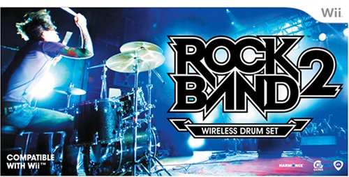 Rock Band 2 Standalone Drums - Nintendo Wii