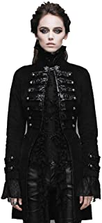 Devil fashion Women's Clothing Palace Style Victorian era Middle Ages Play Lace Retro High Collar Lace Dark Party