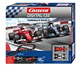 Carrera Digital 132-Formula Rivals Circuito de Coches (20030004)