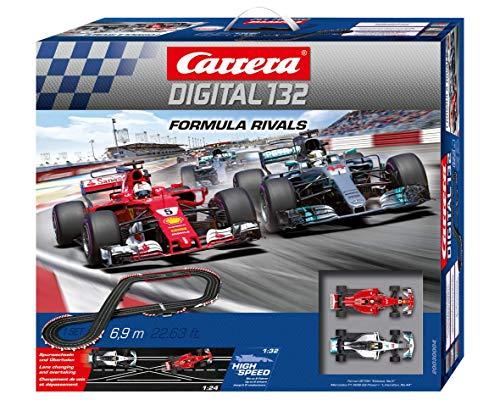 Formula Rivals - CARRERA - DIGITAL 132