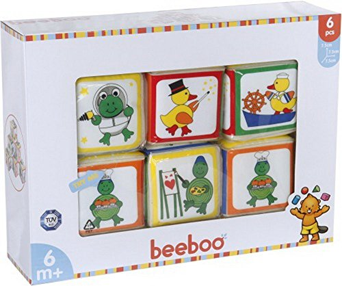The Toy Company Beeboo Baby Cube 7 x 7 x 7 cm