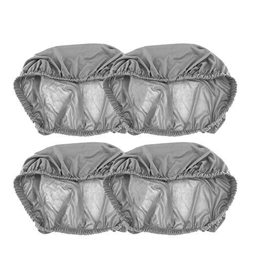 Create Idea, confezione da 4 cuscini elasticizzati di ricambio morbidi