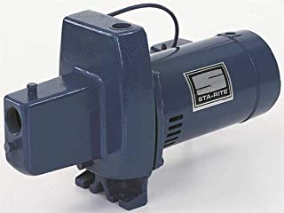 Sta-Rite FND Cast Iron Self-priming Shallow Well Jet Pump 3/4 HP (704007)