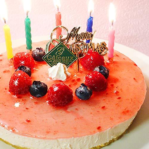 誕生日ケーキ 糖質70%カット 低糖質 ラズベリー チーズケーキ【キャンドル・誕生日プレート・手紙付】(糖質制限 フルーツケーキ 5号 砂糖不使用 低糖 スイーツ バースデーケーキ 配達日指定) (お届け日時指定可能)