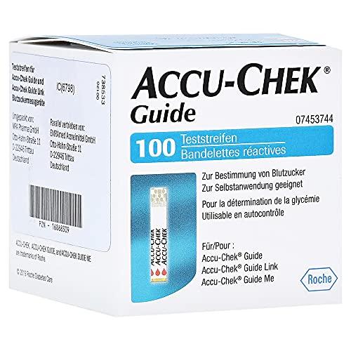 ACCU-CHEK Guide Teststreifen 100 Stück