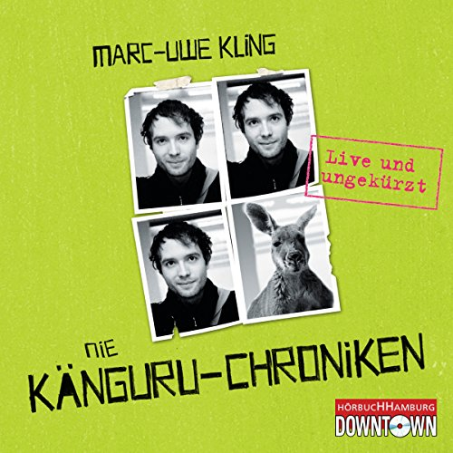 Die Känguru-Chroniken     Live und ungekürzt              By:                                                                                                                                 Marc-Uwe Kling                               Narrated by:                                                                                                                                 Marc-Uwe Kling                      Length: 4 hrs and 52 mins     84 ratings     Overall 4.8