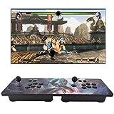 Consola de Videojuegos Arcade Consola de Juegos 3D Retro HD Soporte multijugador en línea, para Monitor LCD TV Proyector PC, Juegos 2710 precargados