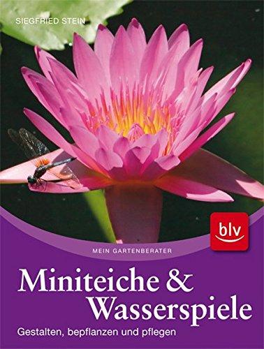 Miniteiche und Wasserspiele: Gestalten, bepflanzen und pflegen (Mein Gartenberater)