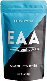 良いおすすめEAAサプリメントハルクファクターEAA395200mg必須アミノ酸 [510g] 国内のEAAパウダーと2021のレビュー