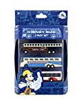 Disney Parks Bus Die Cast Vehicle Magical Express Transport Cruise Set of 3