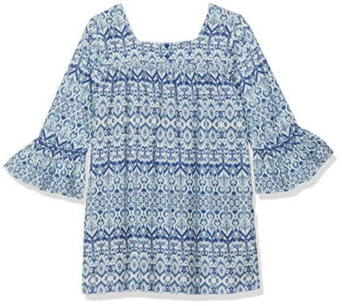 Pepe Jeans Dudu Pg951243 Vestito, Multicolore (Multi Bleu 0aa), 10-11 (Taglia Produttore: 140/10 Anni) Bambina