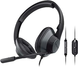 Creative HS-720 V2 軽量 簡単 オンライン会議 テレワーク ノイズ低減フレキシブルマイクブーム USB ヘッドセット HS-720V2
