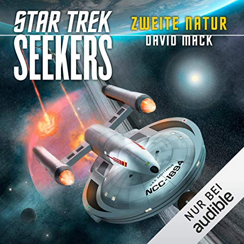 Zweite Natur     Star Trek - Seekers 1              De :                                                                                                                                 David Mack                               Lu par :                                                                                                                                 Maximilian Laprell                      Durée : 8 h et 50 min     Pas de notations     Global 0,0