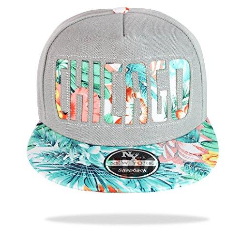 Gloop Gloop Unisex Base Cap Schirm Cap Baseball Cap Mütze HitPop CAP201702