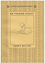 On turning eighty ; Journey to an antique land ; foreword to The angel is my watermark (Yes! Capra chapbook series ; no. 1)