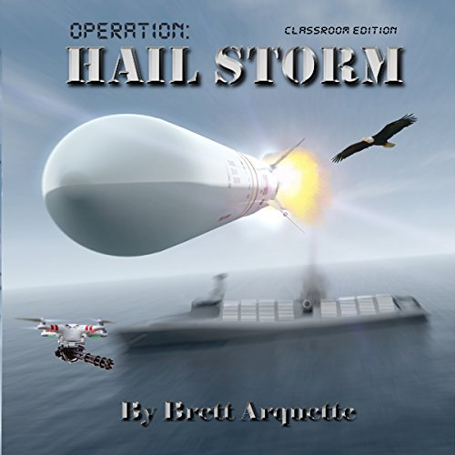 Operation Hail Storm  cover art