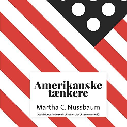 Martha C. Nussbaum audiobook cover art