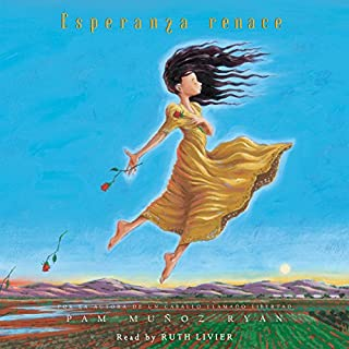 Esperanza renace audiobook cover art