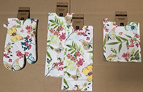 Top 10 Best Selling List for butterfly kitchen towels