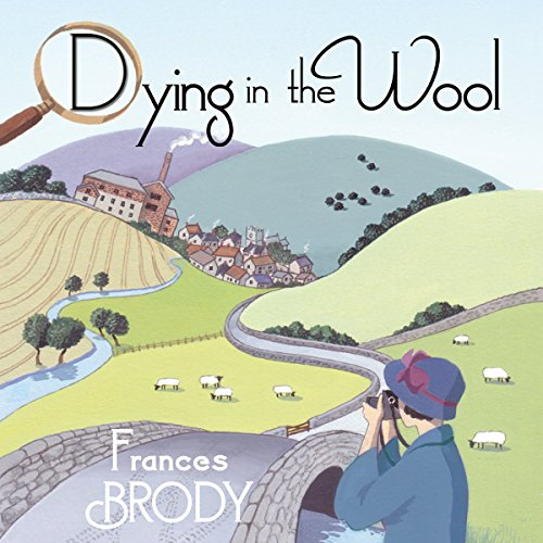 Dying in the Wool cover art