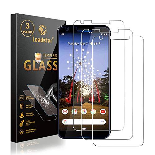 Displayschutzfolie für Google Pixel 3a, ultradünn, 9H 3D, gehärtetes Glas, für Pixel 3A, 5,6 Zoll (5,6 Zoll)