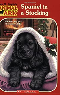 Spaniel in a Stocking (Animal Ark Holiday Treasury #13-Christmas) (Animal Ark Series #50)