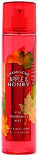 Bath & Body Works Signature Collection Fine Fragrance Mist CHAMPAGNE APPLE & HONEY Full Size