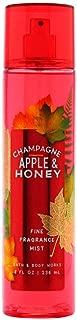Bath & Body Works Champagne Apple & Honey Fine Fragrance Mist, 8 Ounce