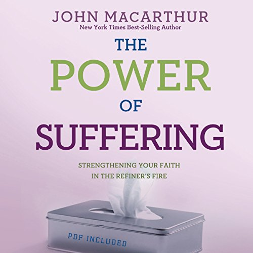 The Power of Suffering audiobook cover art