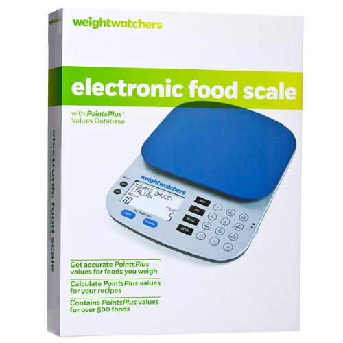 Weight Watchers Plan Program 2014 NEW Electronic Scale Just Released Food Measuring Kitchen