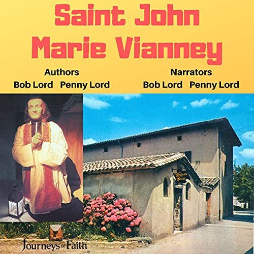 Saint John Marie Vianney Booklet cover art