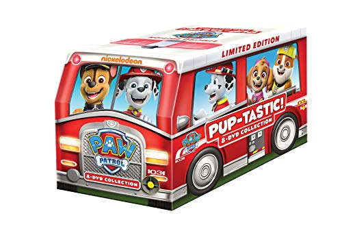Paw Patrol Pup-Tastic 8-DVD Collection [2020]