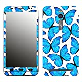 DISAGU SF 106729_ 1273Blue Butterfly Case Skin For Asus