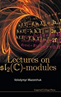 Lectures on Sl2c-modules