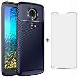 Phone Case for Motorola Moto E5 Plus 6 inch with Tempered